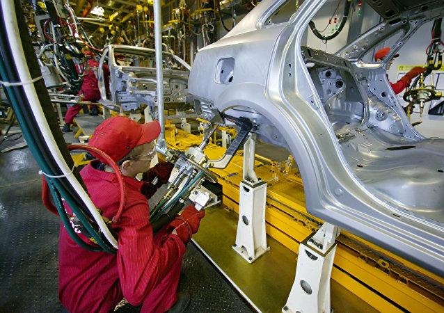 通用汽车公司在美加4家工厂因日本地震暂时停工