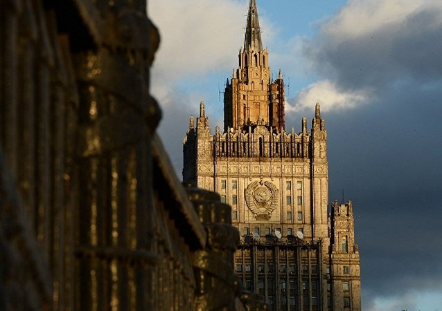 """俄外交部称不会因""""支持阵线""""更名而提出再次将其加入恐怖组织名单"""
