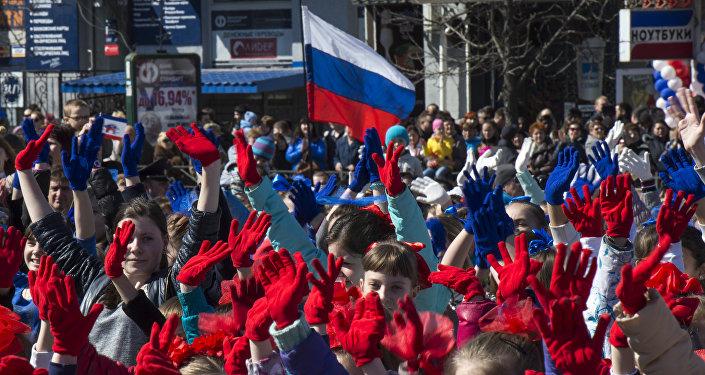 阿克肖诺夫:克里米亚地位与特朗普立场无关