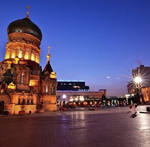 哈尔滨市成立首个俄语学科教育联盟