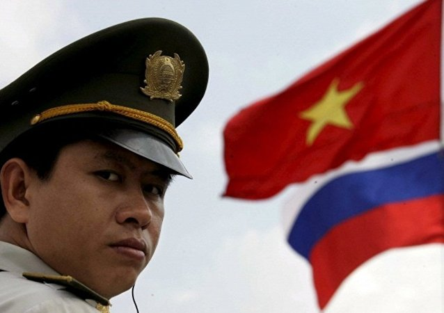 普京希望与越南协作巩固伙伴关系