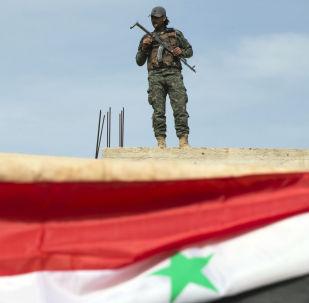 """叙军已完全控制""""伊斯兰国""""在叙最后一个据点"""