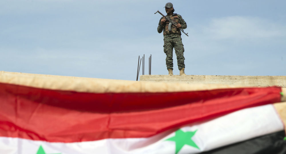 叙总统:联合国向叙利亚派驻维和部队不合逻辑也不可能