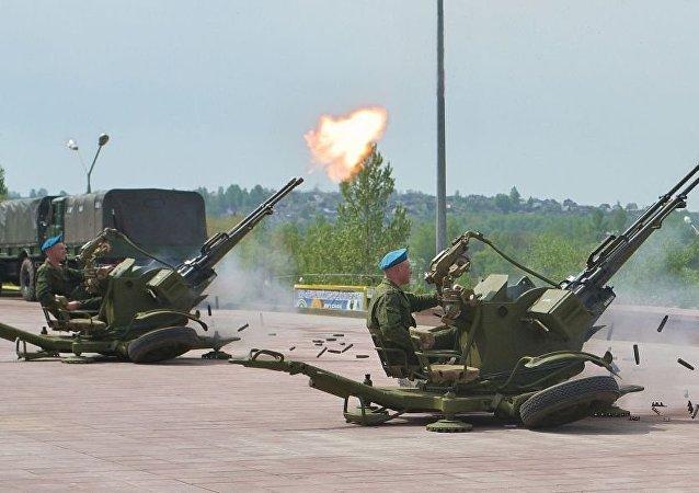 ZU-23-2型高射炮