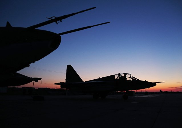 俄国防部:又有3架苏-24轰炸机从叙利亚返回乌拉尔