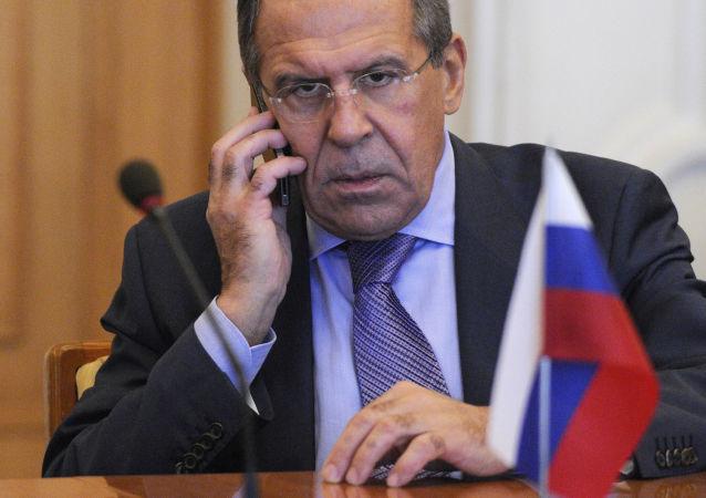 谢尔盖•拉夫罗夫