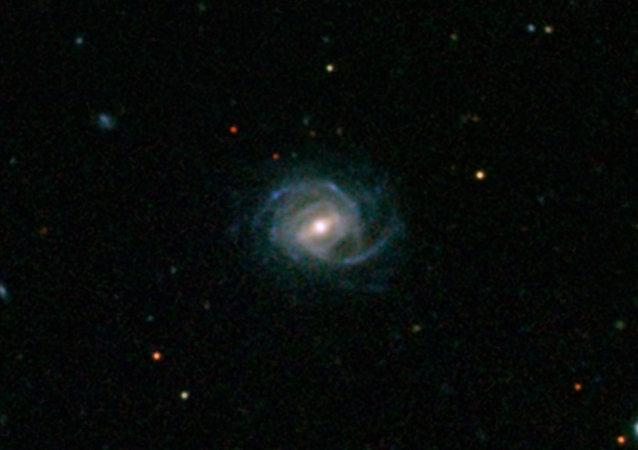 美国宇航局发现质量超过太阳100倍的9颗个庞然巨星