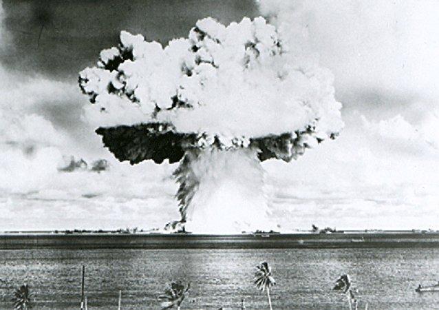 日本比基尼环礁核试验受害者以90岁高龄逝世