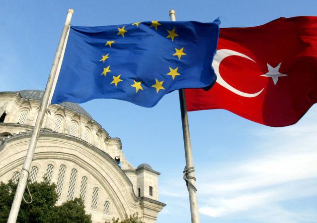 土耳其认为将其入欧进程拖延至3000年的言论是耻辱