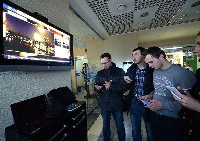 波音737客机在俄罗斯的顿河畔罗斯托夫坠毁 61人遇难