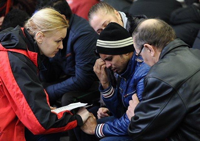 罗斯托夫州开始向迪拜航空客机空难死者家属支付赔偿金