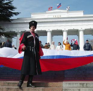 普京:若克里米亞受到威脅俄將盡一切手段守土