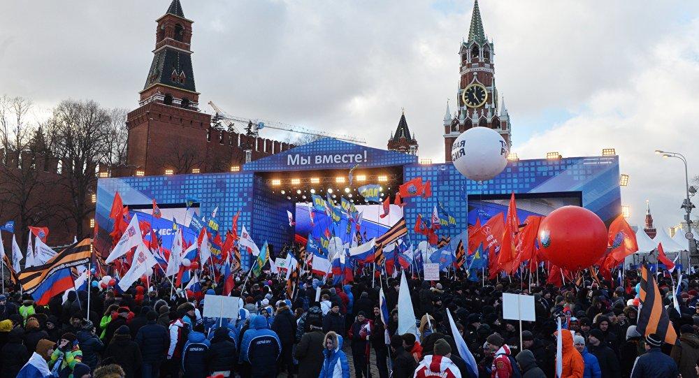 民调:俄罗斯人爱普京不爱戈尔巴乔夫