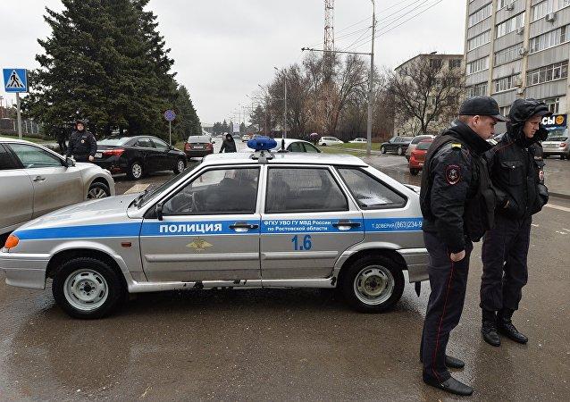 中国驻俄领事馆发公告提醒赴俄中国公民注意安全