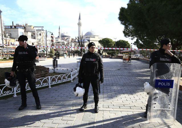 土耳其政府确认自杀式袭击者制造伊斯坦布尔恐怖袭击