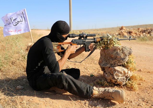 美国国防部花费5亿美元训练叙利亚反对派分子