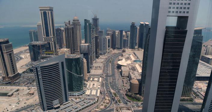 卡塔尔外交大臣:卡揣摩不出外交危机的原因