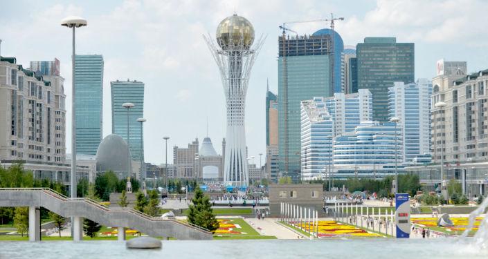 世博会主办方:阿斯塔纳举办世博会预计花费13亿美元