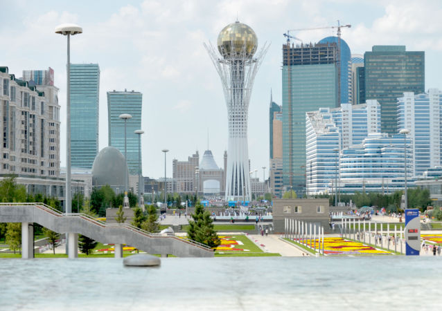 阿斯塔纳, 哈萨克斯坦