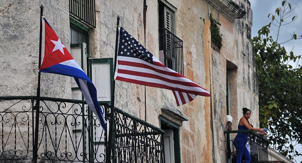 美侯任国务卿表示将重审奥巴马取消对古巴限制决定的正确性