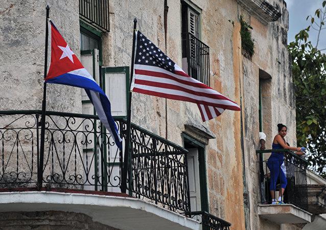 美國決定因聲波攻擊縮減美駐古巴使館人員並暫停發放簽證