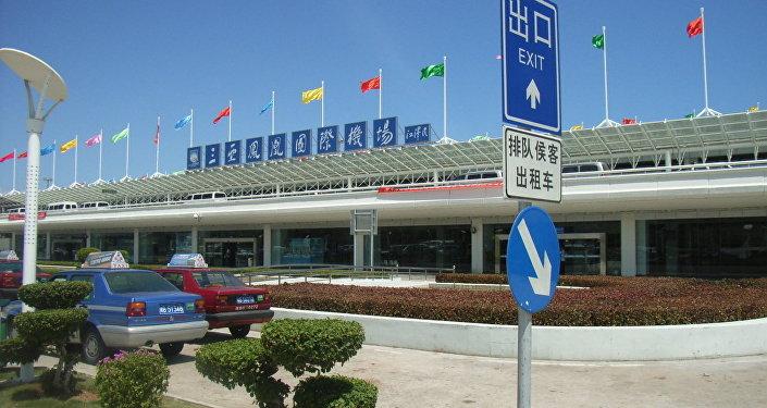 三亚凤凰国际机场