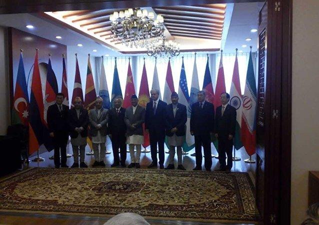 尼泊尔获上合组织对话伙伴国地位