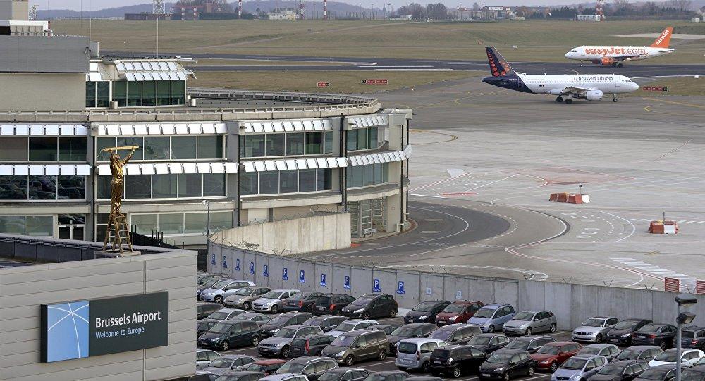 媒体:布鲁塞尔机场3月22日晚上发现新的爆炸装置