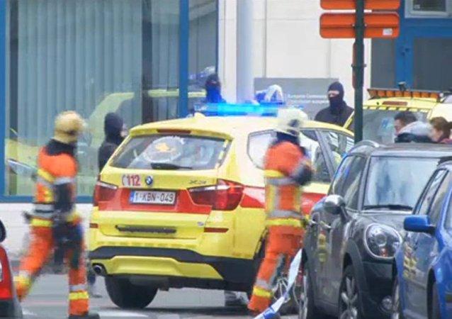 媒体:布鲁塞尔地铁发生新一起爆炸