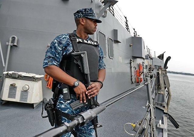 美国海军将于夏季在船上安装超功率武器