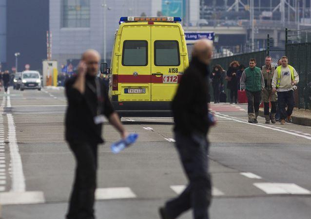 比利时救护车