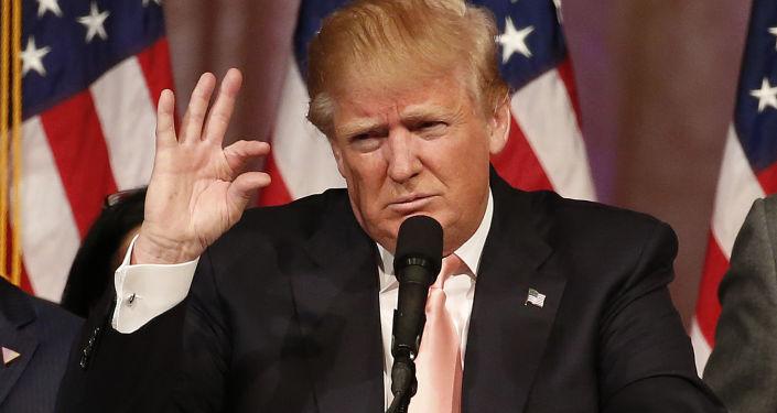 特朗普会在大选中获胜