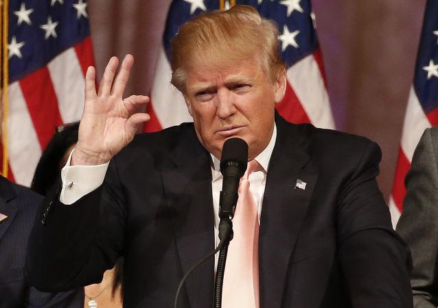特朗普不排除美国大选后退出世贸组织的可能