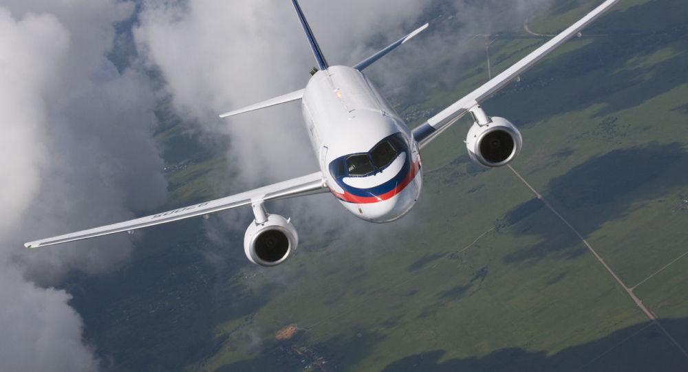 消息:伊朗准备向俄罗斯租赁10架苏霍伊100飞机