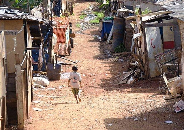 报告:2015年拉美贫困人口上升至1.75亿人