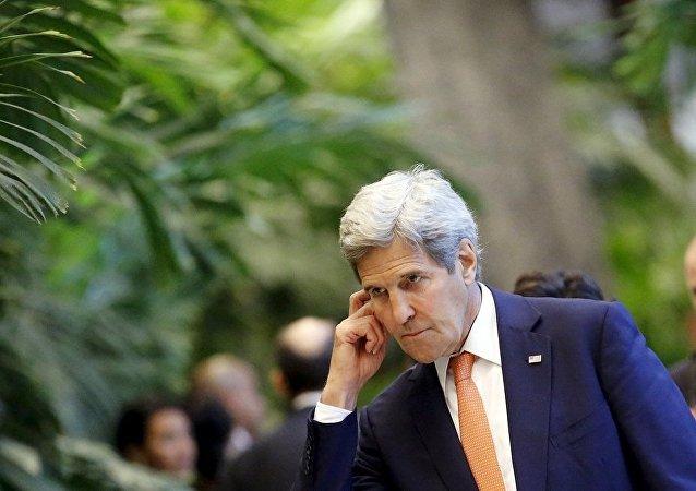 俄总统新闻秘书证实普京拟于3月24日会晤克里
