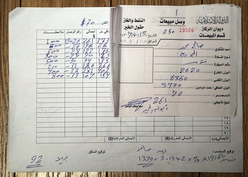 "RT电视台:""兰伊斯国""向土耳其出售石油"