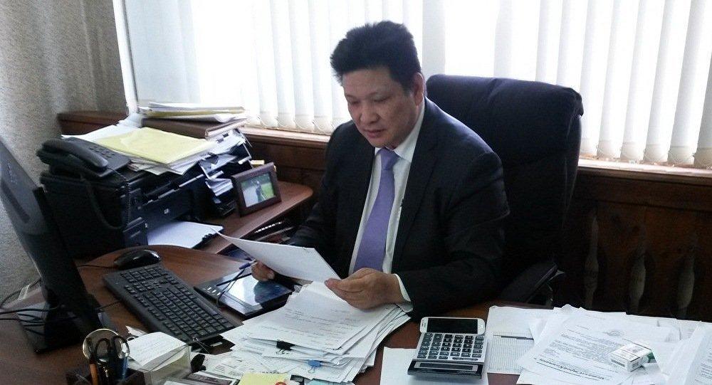 俄中开发公司总经理彭国庆