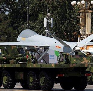 中國翼龍無人機
