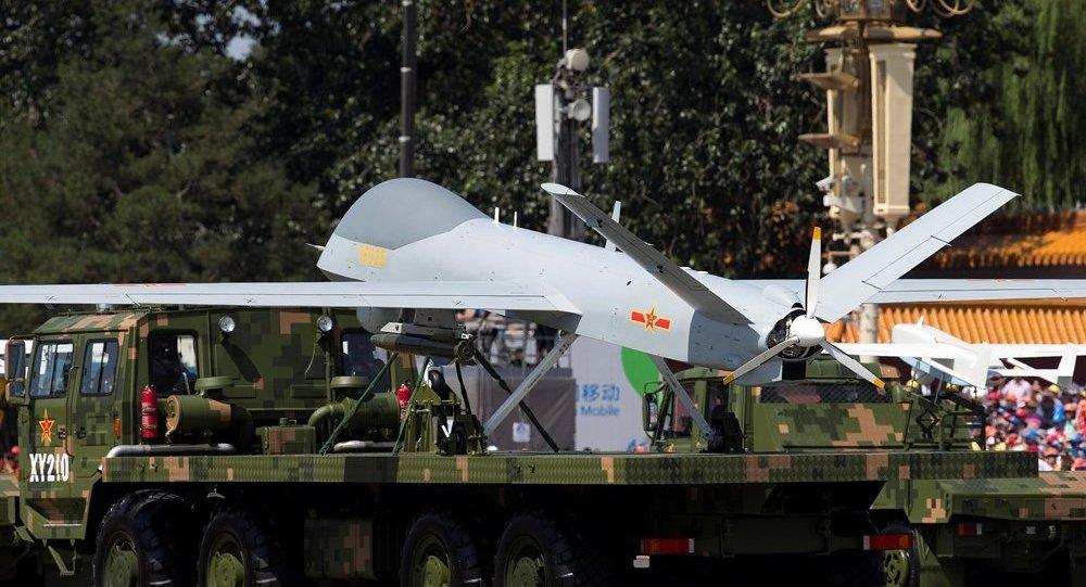 中国翼龙无人机