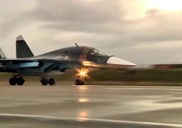 俄副外长:谈不到任何俄空天军彻底撤出叙利亚的问题