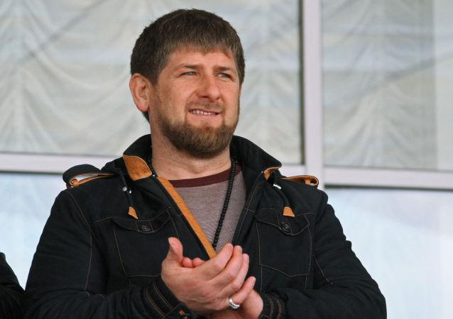 俄车臣行政长官:车臣愿意培训叙利亚军人