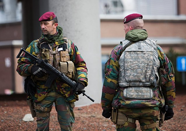 媒体:布鲁塞尔特殊行动所抓捕嫌犯中包括地铁袭击事件的共犯
