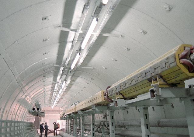 """""""尼卡""""对撞机粒子加速器将使俄罗斯成为高能物理领域的领军国家"""