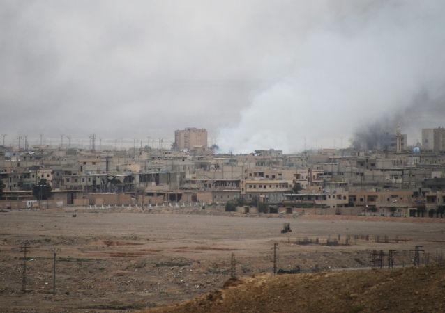 俄调解中心:伊斯兰国武装分子再次企图攻占巴尔米拉