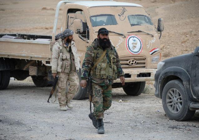 俄外长:叙政府军8日暂停在阿勒颇的积极军事行动