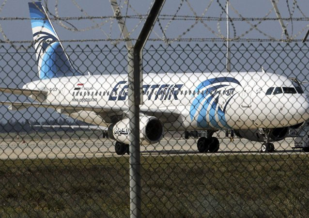 塞浦路斯外交部:A320劫机者身上没有炸弹