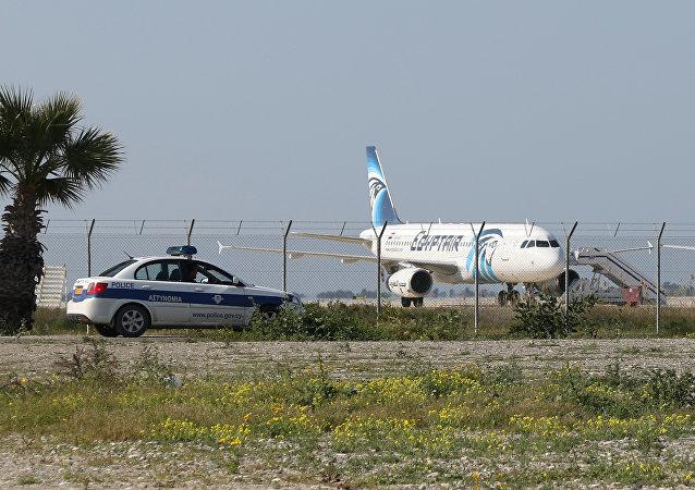 媒体:A320的劫持者在信中要求埃及释放数名女囚