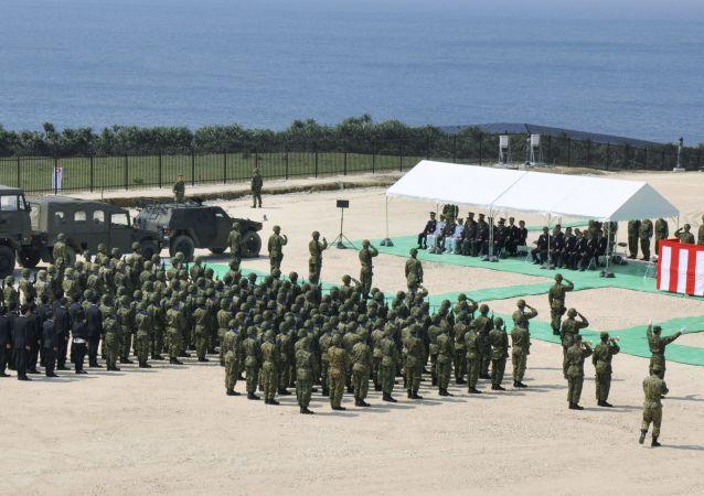 日本自卫队拟增加录用女性
