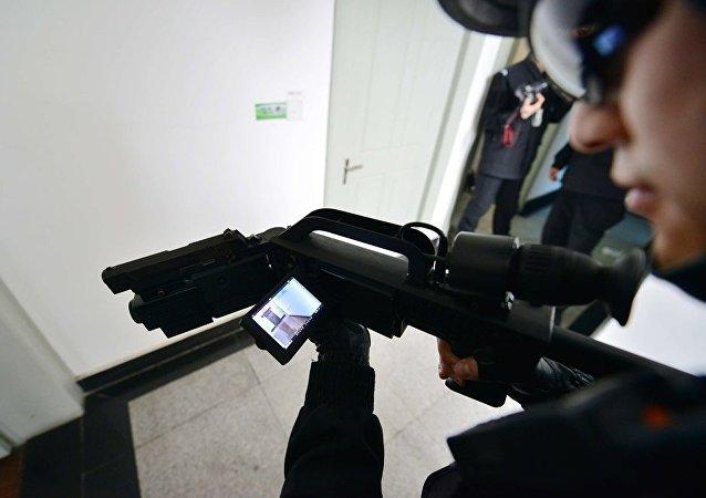 亚美尼亚未打算在华购买武器